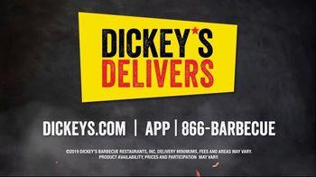 Dickey's BBQ MVP SandwichTV Spot, 'Play Ball' - Thumbnail 10