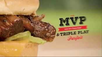 Dickey's BBQ MVP SandwichTV Spot, 'Play Ball' - Thumbnail 9