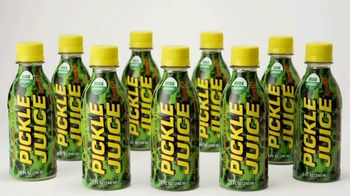 The Pickle Juice Company TV Spot, 'Not Just Leftover Brine'