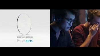Essilor Ultimate Lens Package TV Spot, 'Eyezen Single Vision Lenses: Next GEN Offer' Song by Kygo - Thumbnail 5
