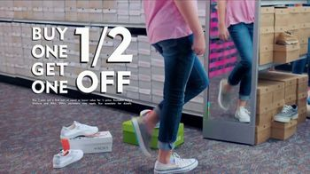Shoe Carnival Buy One, Get One Half Off Sale TV Spot, 'Back to School: The Fun Never Ends' Song by X Ambassadors - Thumbnail 8