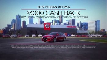 Nissan TV Spot, 'Amazing Demonstration' [T2] - Thumbnail 8