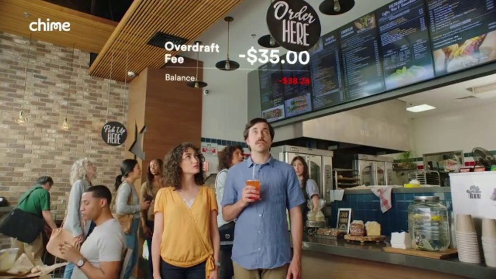 Chime Banking TV Commercial, 'No Hidden Fees'