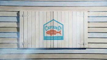 Captain D's TV Spot, 'Lobster and Crab Celebration' - Thumbnail 1