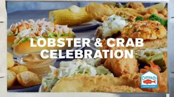 Captain D's TV Spot, 'Lobster and Crab Celebration'