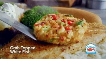 Captain D's TV Spot, 'Lobster and Crab Celebration' - Thumbnail 7
