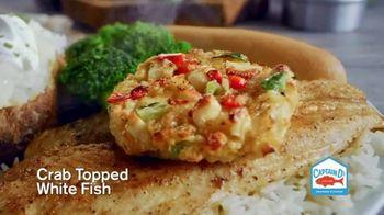 Captain D's TV Spot, 'Lobster and Crab Celebration' - Thumbnail 8