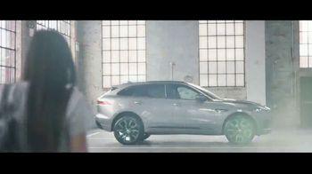 2019 Jaguar F-PACE TV Spot, 'The New Faces of Jaguar: Kayper & Jimmy' [T2]