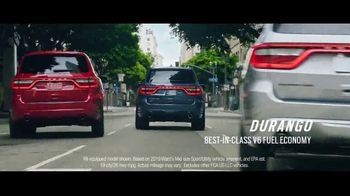 Dodge Summer Clearance Event TV Spot, 'Durangos in the Street' Song by The Struts [T2]