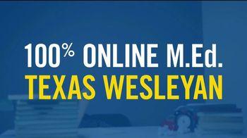 Texas Wesleyan University TV Spot, 'Take Charge'