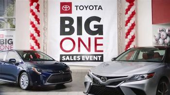 Toyota Big One Sales Event TV Spot, 'Easy: Man of My Dreams' [T2] - Thumbnail 4