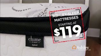 Ashley HomeStore Black Friday in July TV Spot, 'Ashley-Sleep Mattress' Song by Midnight Riot - Thumbnail 4