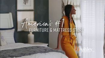 Ashley HomeStore Black Friday in July TV Spot, 'Ashley-Sleep Mattress' Song by Midnight Riot - Thumbnail 7