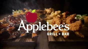 Applebee's All You Can Eat Riblets, Tenders + Shrimp TV Spot, 'The Boys are Back in Town' Song by Thin Lizzy - Thumbnail 1