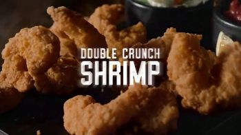 Applebee's All You Can Eat Riblets, Tenders + Shrimp TV Spot, 'The Boys are Back in Town' Song by Thin Lizzy