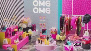 L.O.L. Surprise! O.M.G. TV Spot, 'Who Could It Be'