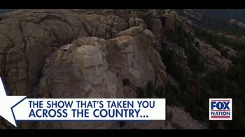 FOX Nation TV Spot, 'What Made America Great: It's Back'