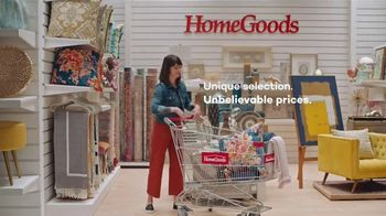 HomeGoods TV Spot, 'Go Finding: Decorating' - Thumbnail 9