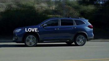 2019 Subaru Ascent TV Spot, 'Important Moments' [T1] - Thumbnail 6