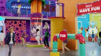 Chuck E. Cheese's All You Can Play TV Spot, 'Kids Make the Rules' - Thumbnail 2