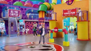 Chuck E. Cheese's All You Can Play TV Spot, 'Kids Make the Rules'