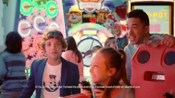 Chuck E. Cheese's All You Can Play TV Spot, 'Kids Make the Rules' - Thumbnail 6