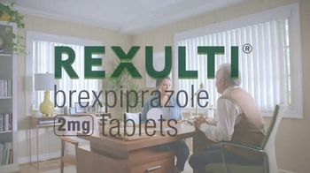 REXULTI TV Spot, 'Something Had to Change: $15 Refill' - Thumbnail 4