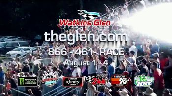 Watkins Glen International TV Spot, 'Go Bowling at the Glen'
