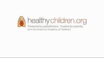 American Academy of Pediatrics TV Spot, 'What They Drink' - Thumbnail 7