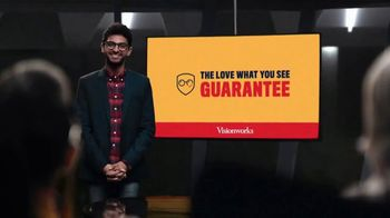 Visionworks TV Spot, 'Air Quotes' Featuring Karan Soni - Thumbnail 6