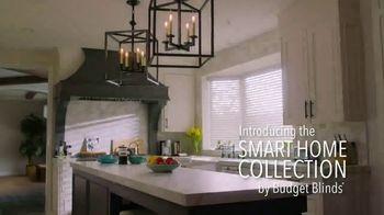 Budget Blinds Smart Home Collection TV Spot, 'A Little Bit Easier'