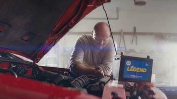 NAPA Auto Parts TV Spot, 'NAPA Know How for All: Batteries' - Thumbnail 1