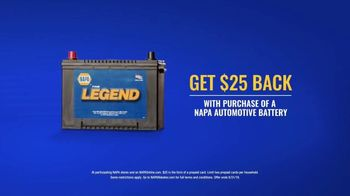 NAPA Auto Parts TV Spot, 'NAPA Know How for All: Batteries' - Thumbnail 7