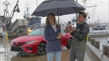 2019 Toyota Camry TV Spot, 'Western Washington Road Trip' Featuring Danielle Demski, Ethan Erickson [T2]