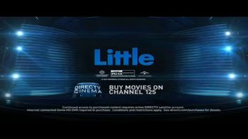 DIRECTV Cinema TV Spot, 'Little' - Thumbnail 8