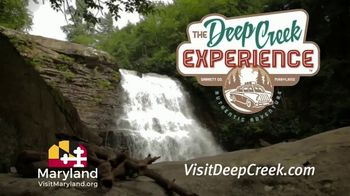 Visit Deep Creek TV Spot, 'Spend Your Summer in Deep Creek Lake & Garrett County' - Thumbnail 8