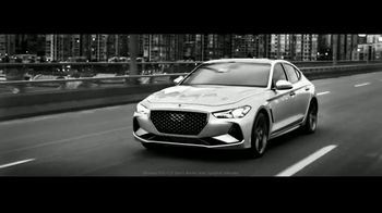 2019 Genesis G70 TV Spot, \'Everything\' [T2]
