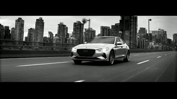 2019 Genesis G70 TV Spot, 'In a Word: Everything' [T2]
