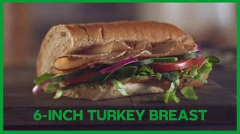 Subway $3.99 Sub of the Day TV Spot, 'Toys'