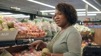 ALDI TV Spot, 'Tricks: Little Salad Bar'