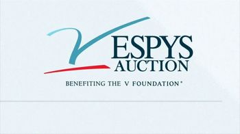 The V Foundation for Cancer Research TV Spot, '2019 ESPYS Auction' Featuring Scott Van Pelt - Thumbnail 1