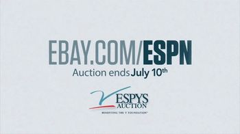 The V Foundation for Cancer Research TV Spot, '2019 ESPYS Auction' Featuring Scott Van Pelt - Thumbnail 10