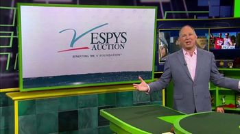 The V Foundation for Cancer Research TV Spot, '2019 ESPYS Auction' Featuring Scott Van Pelt - Thumbnail 7
