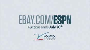 The V Foundation for Cancer Research TV Spot, '2019 ESPYS Auction' Featuring Scott Van Pelt - Thumbnail 9