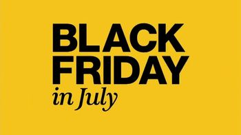 Macy's Black Friday in July TV Spot, '25 Percent Off' - Thumbnail 1