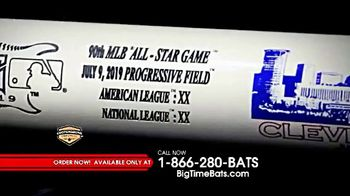 Big Time Bats TV Spot, 'Cleveland Indians' - Thumbnail 4