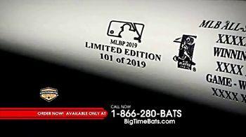 Big Time Bats TV Spot, 'Cleveland Indians' - Thumbnail 5