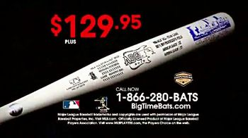 Big Time Bats TV Spot, 'Cleveland Indians' - Thumbnail 6