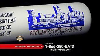 Big Time Bats TV Spot, 'Cleveland Indians' - 4 commercial airings