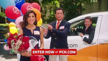 Publishers Clearing House TV Spot, '$5,000 a Week for Life: Big Check' Featuring Steve Harvey